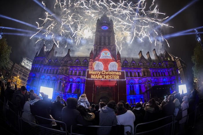 Manchester Christmas Lights Switch-on date confirmed - and a new location too I Love Manchester