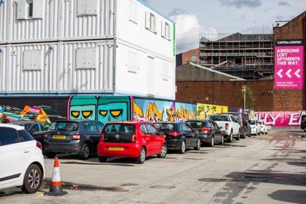 All the best murals from charity street art festival Mancunian Spray I Love Manchester