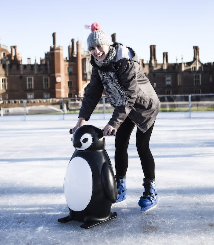 The Ice Village is returning to Cathedral Gardens this winter - with an all-weather skating rink I Love Manchester