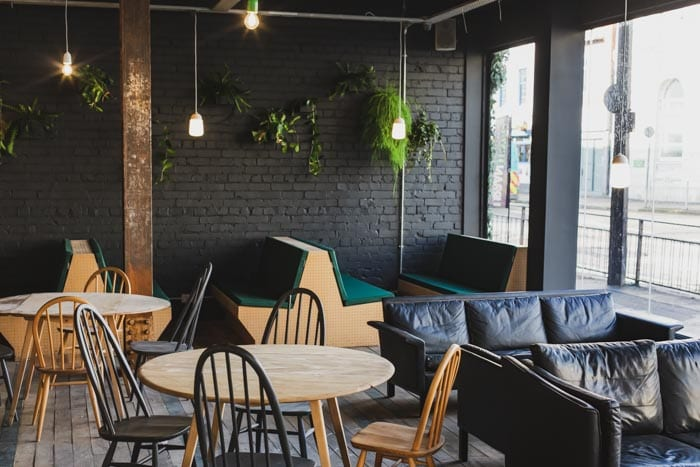 New Manchester bar Quick Brown Fox opens serving natural wines and cocktails on tap I Love Manchester