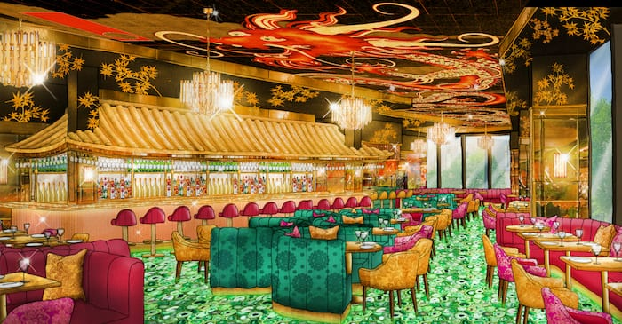 The Ivy Asia is opening in London following the success of the Manchester original I Love Manchester