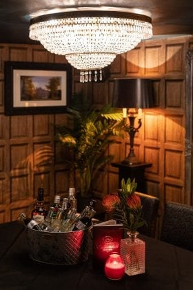 Party in the Peaky Blinders bar's new themed private dining rooms in Manchester I Love Manchester