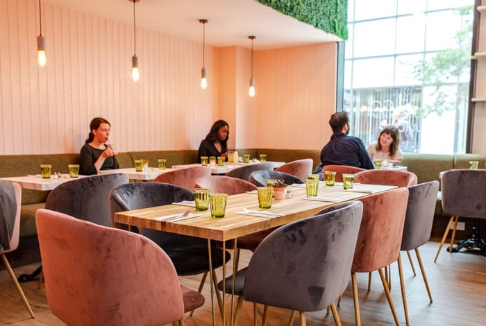 Vertigo First Street is reopening for brunch, afternoon tea and dinner I Love Manchester