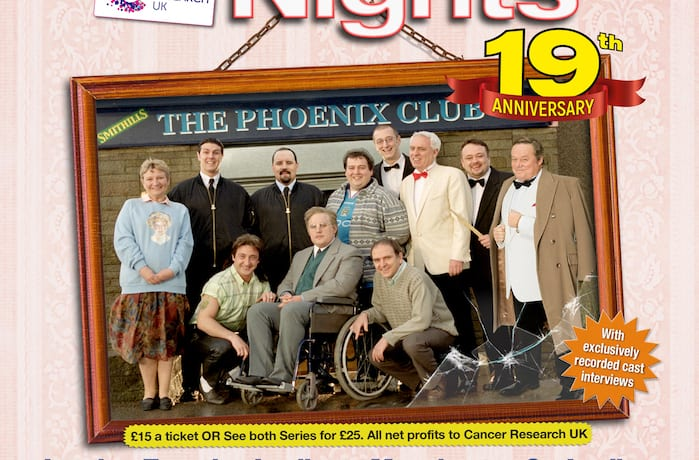 Peter Kay's Phoenix Nights to celebrate 19th anniversary with special Manchester charity screenings - how to get tickets I Love Manchester