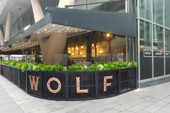 Wolf Italian Street Food has opened a new branch in Spinningfields I Love Manchester