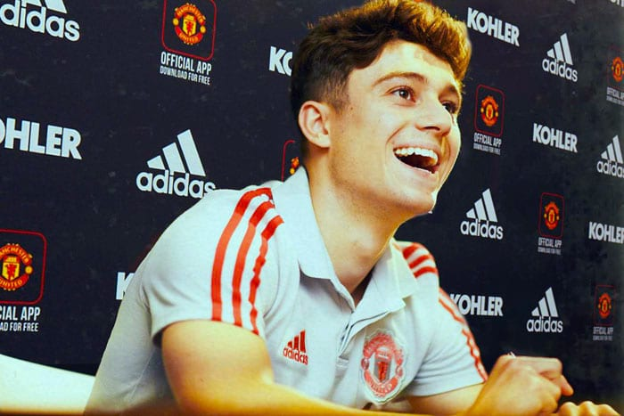 Daniel James is the shining light for Man United - it's time for the others to step up I Love Manchester
