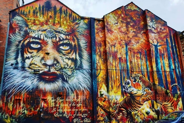 Manchester's most famous street art murals (and where to find them) I Love Manchester