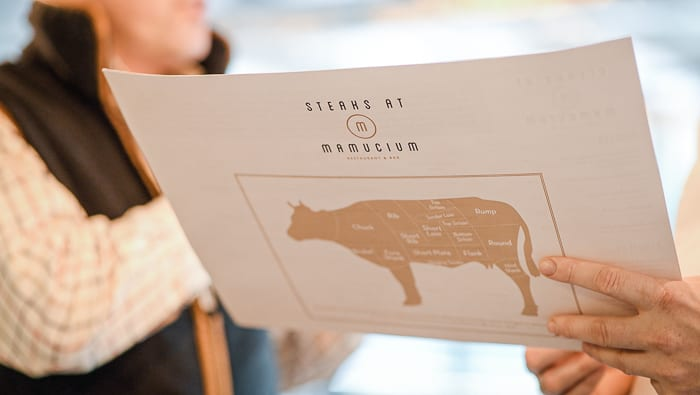 New Mamucium steak night is the ultimate midweek treat I Love Manchester