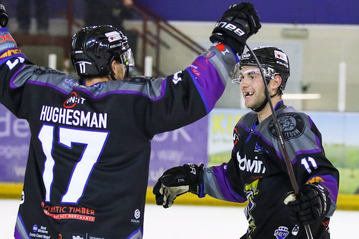 Manchester Storm coach Ryan Finnerty calls on fans to raise the roof at big cup game against Nottingham