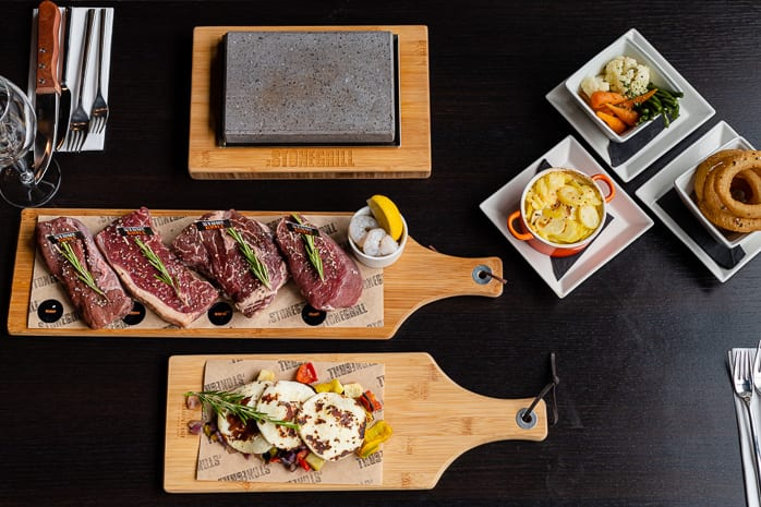 Stone Grill Manchester: the interactive new restaurant where you're the chef I Love Manchester