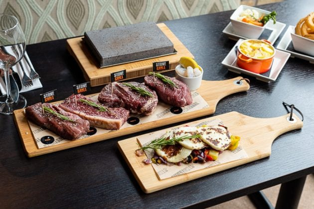Cook your steak on volcanic hot stones at this new Manchester steak restaurant I Love Manchester