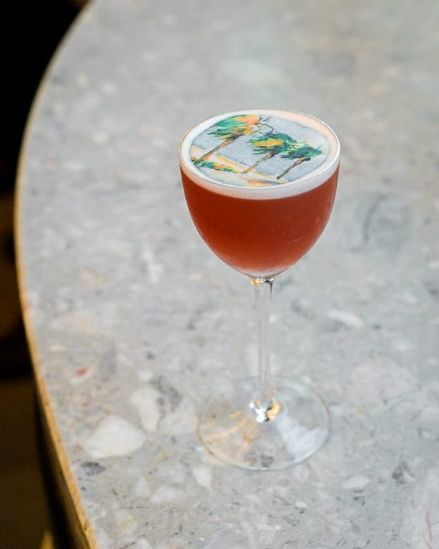 Manchester's highest restaurant shakes up its bar menu with new winter cocktails I Love Manchester