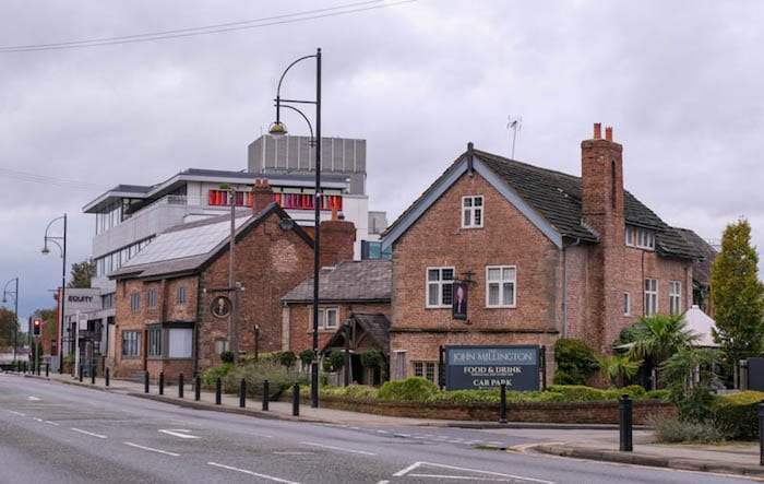 This is the place: Cheadle Hulme is classic commuter country and very well connected I Love Manchester