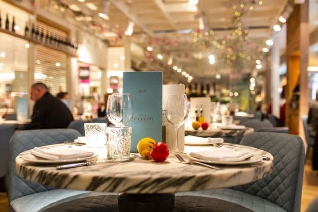 San Carlo reveals new autumn menu at Cicchetti and Fumo and HOW good does it look? I Love Manchester