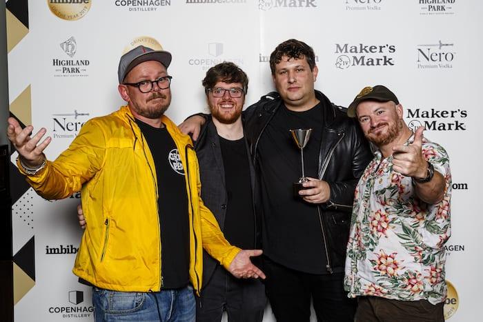 Manchester bars win big at Imbibe Awards 2019 I Love Manchester