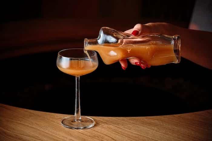 Firefly bar cocktail
