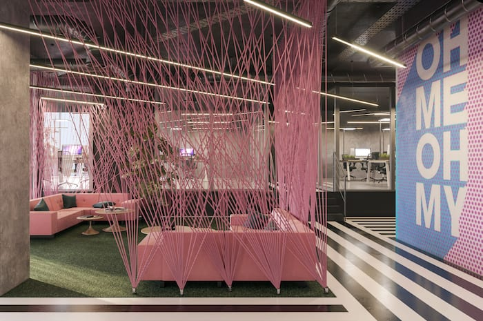 Not just desk space: new workspace and growth accelerator Huckletree opens in Express building I Love Manchester