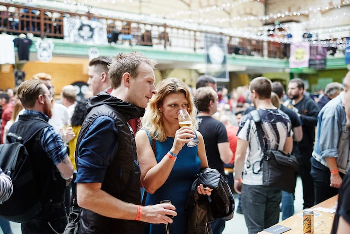 Indy Man Beer Con returns to historic Victoria Baths for craft beer fest I Love Manchester
