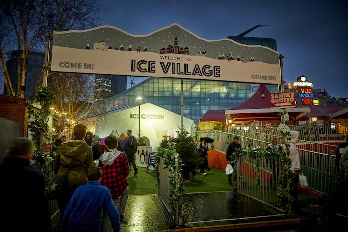 Ice Village manchester