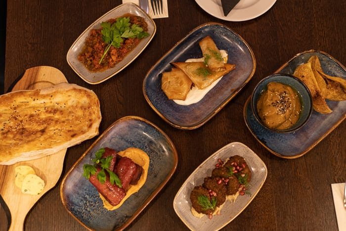 Kai has brought a taste of Turkey to Deansgate with a modern take on traditional flavours I Love Manchester