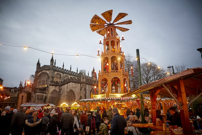 Should Manchester's Christmas Markets go ahead this year? Mancs have their say I Love Manchester