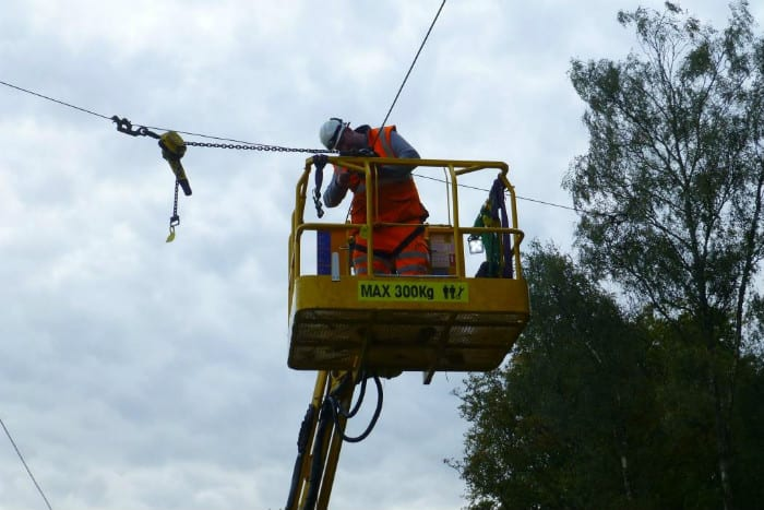 Heaton Park's heritage tramway saved after theft of overhead cables threatened permanent closure I Love Manchester