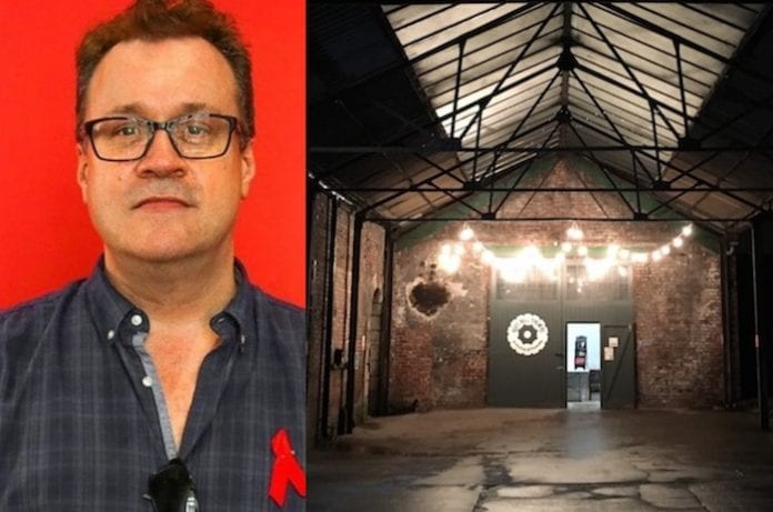 Russell T Davies Hope Mill Theatre