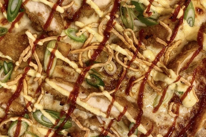 Crazy Pedro's teams up with Tokyo Ramen for their first pizza collaboration I Love Manchester