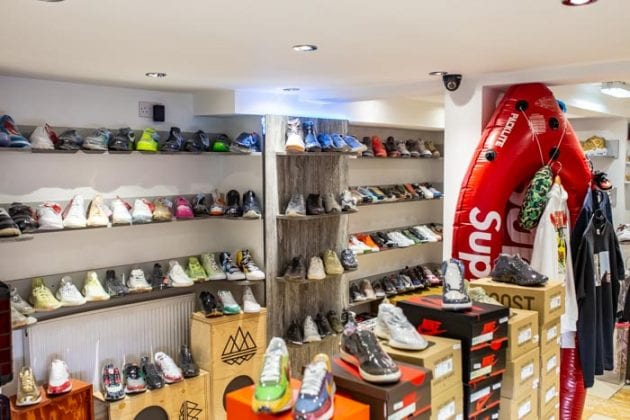 Inside Manchester's hidden Chinatown trainer store where rare pieces cost up to £6,000 I Love Manchester