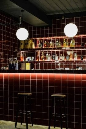 Inside the subterranean NQ cocktail bar with a menu based around spooky Superstitions I Love Manchester