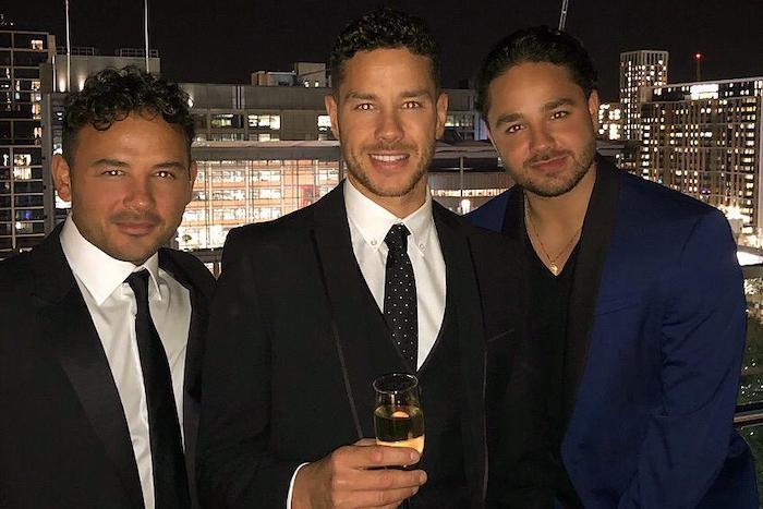 Ryan, Scott and Adam Thomas