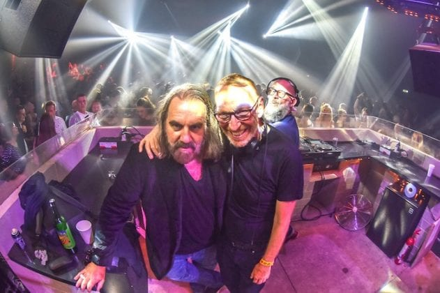 Ravers relive Madchester glory days at Hacienda Classical Warehouse Project I Love Manchester