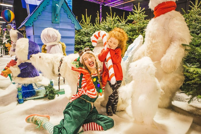 The UK's biggest indoor Winter Wonderland is returning to Manchester for Christmas - tickets on sale now I Love Manchester