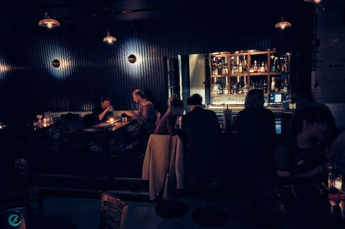 Inside the Northern Quarter's new hidden bar Double Down I Love Manchester