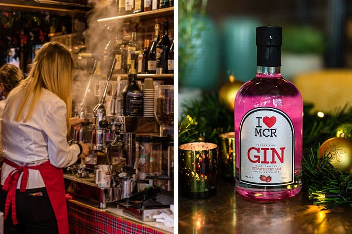 A gin trail is coming to Manchester's Christmas markets I Love Manchester