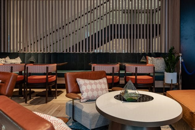 The Lowry Hotel unveils swanky new look restaurant and bar I Love Manchester