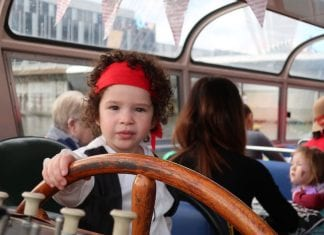 Mcr River Cruises - half term