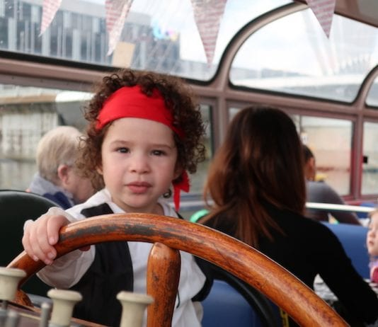 Mcr River Cruises - half term