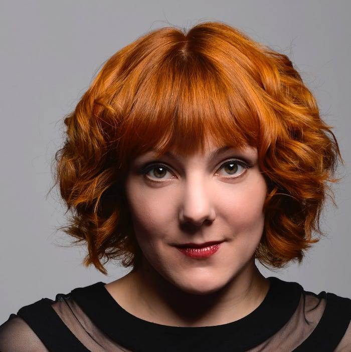 Meet Sophie Willan the voice of Channel 4's The Circle I Love Manchester