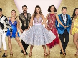 Strictly Live tour 2019