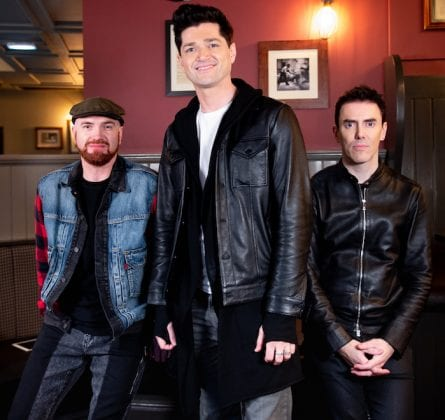 The Script play surprise gig at Manchester Irish pub - and fans can't believe their luck I Love Manchester
