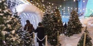 Christmas cinema