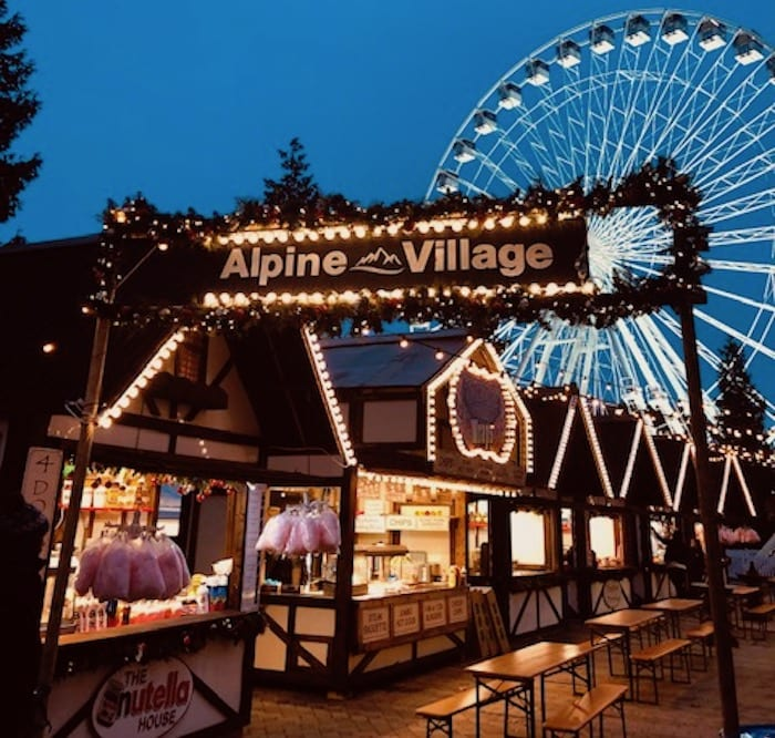Alpine Village Trafford
