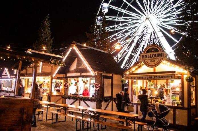 Trafford Centre Alpine Village