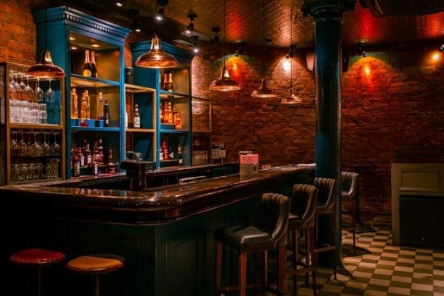 A new underground cocktail den has opened beneath Barton Arcade - what's it like? I Love Manchester