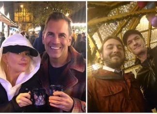 Christina Aguilera Christmas Markets
