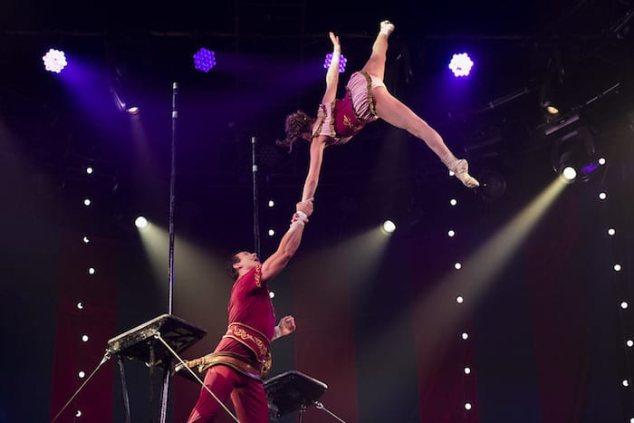 Circus 1903 review: this beautiful breathtaking show is a must-see I Love Manchester