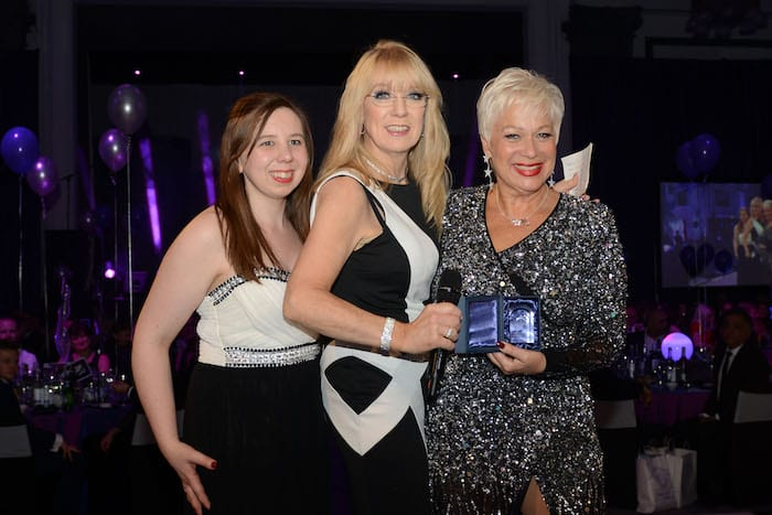 Denise Welch Karen Johnson