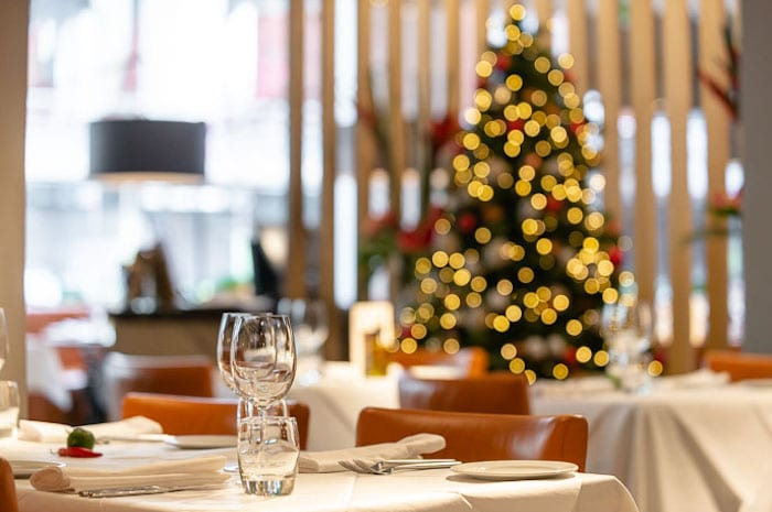 Celebrate Christmas in style at Manchester's oldest Italian restaurant  I Love Manchester