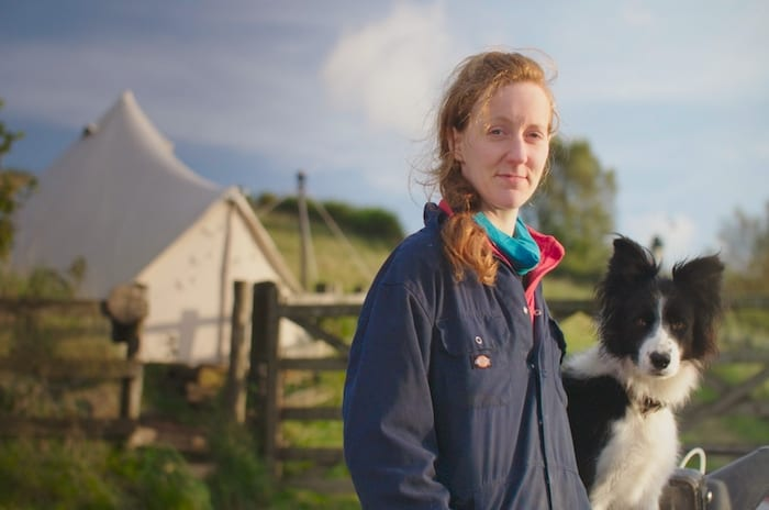 Dot McCarthy BBC farmer